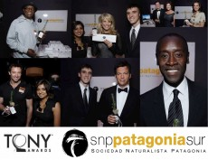 Patagonia Sur at the Tony Awards